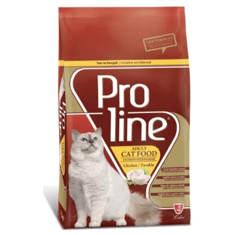 Proline Adult Cat Food 500g available at allaboutpets.pk in pakistan.