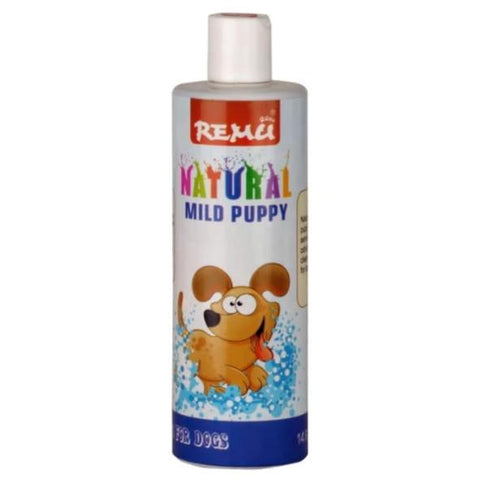 REMU Natural Shampoo Mild Puppy - 400 ML available at allaboutpets.pk in pakistan.