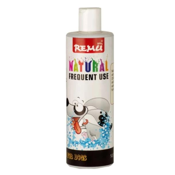 Remu Natural Shampoo Frequent Use  400 ml available at allaboutpets.pk in pakistan.
