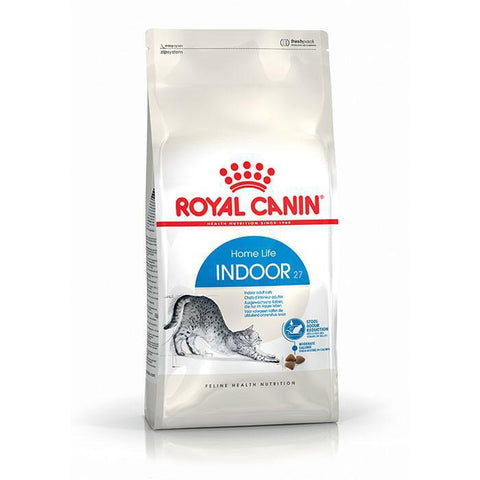Royal Canin Indoor Adult Cat Food 2kg available at allaboutpets.pk in Pakistan
