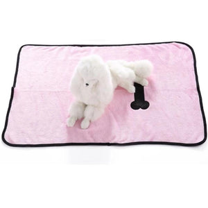 Pet Blanket for Small Dogs Super Soft