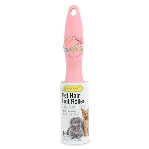 Smart Paws Pet Hair Lint Roller 60 Sheets available at allaboutpets.pk in Pakistan