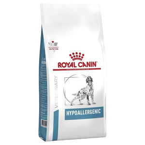 Royal Canin Veterinary Hypoallergenic Adult Dog Food 2kg available at allaboutpets.pk in Pakistan
