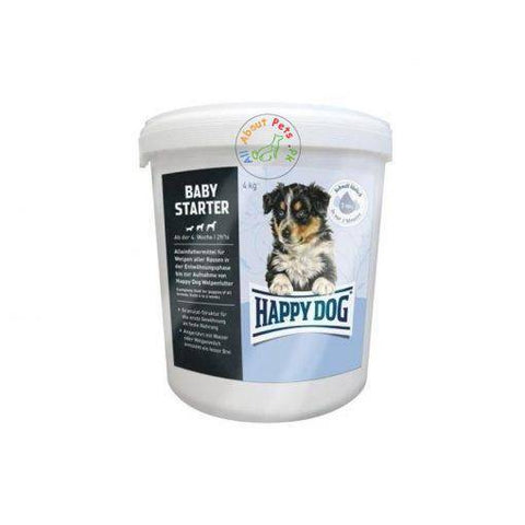 Happy Dog Baby Starter/Maxi Starter 4 kg available in Pakistan at allaboutpets.pk