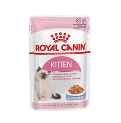 royal canin cat jelly -kitten 85g available online in pakistan at allaboutpets.pk