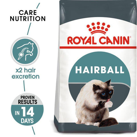 Royal Canin Hairball Care 400g and 2kg available at allaboutpets.pk in Pakistan