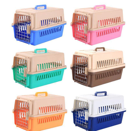 Pet travel carrier box, Jet Box for Cats & Dogs, pet carry box, pet travel box available at allaboutpets.pk in pakistan.