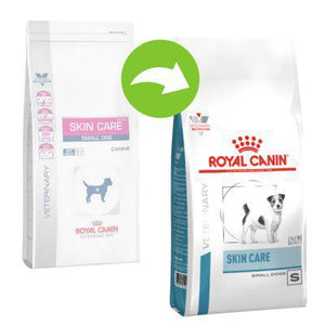Royal Canin Skin Care Adult Small Dog Dry Food 2KG new packing available at allaboutpets.pk in pakistan.