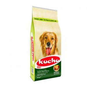 Kucho Adult Dog Chicken 15kg available at allaboutpets.pk
