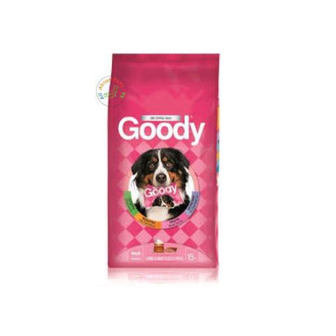 Goody Dog Food Lamb & Rice 2.5kg and 15kg available at allaboutpets.pk