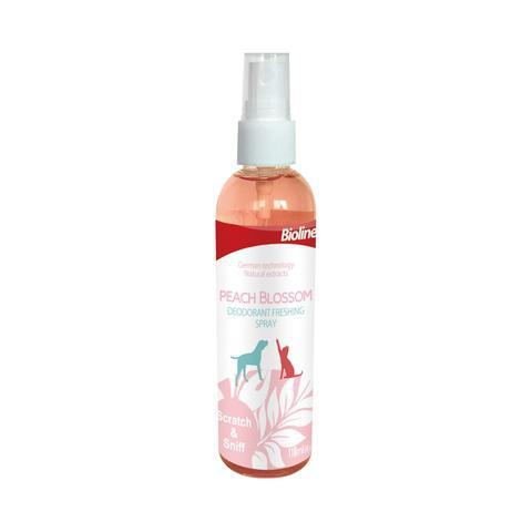 Bioline Peach Blossom Deodorant Freshing Spray