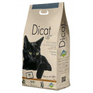 Dibaq Dicat Up Complete 3Kg, cat food, cat dry food available at allaboutpets.pk in pakistan.
