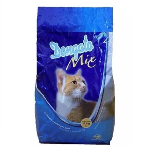 Image of Dibaq Dongato Cat dry Food available at allaboutpets.pk  in pakistan.