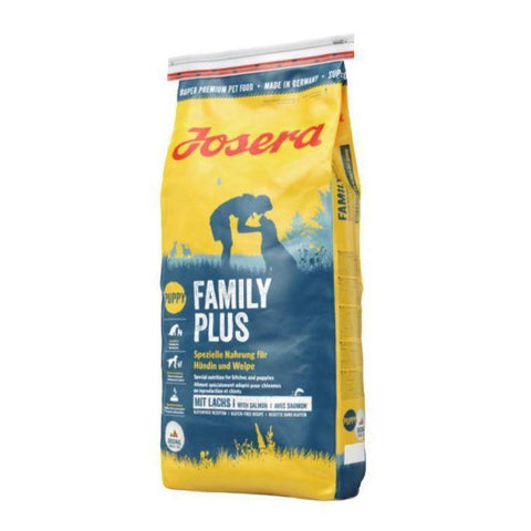 Josera Family Plus Dog Food 15 kg available in Pakistan at allaboutpets.pk