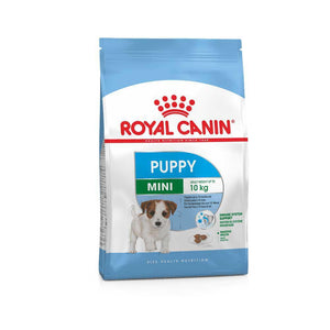 Royal Canin Mini Puppy 4kg available in pakistan at allaboutpets.pk