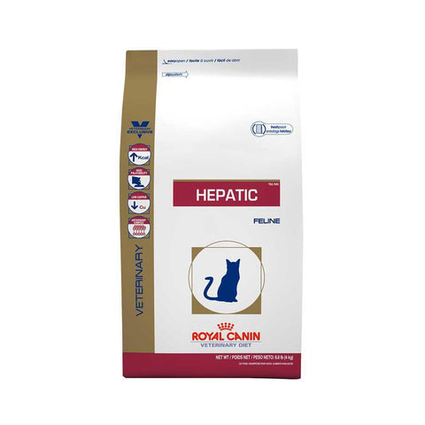 Royal Canin Canine Hepatic Cat Dry Food 2kg