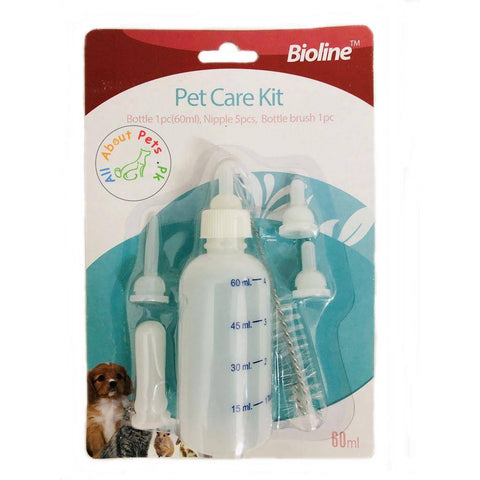 Bioline Pet Care Kit available at allaboutpets.pk