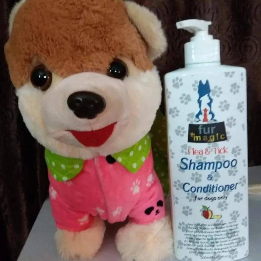 Fur Magic Flea & Tick Dog Shampoo & Conditioner available at allaboutpets.pk in pakistan.