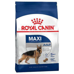 Royal Canin Maxi Adult Dog Food available at allaboutpets.pk in pakistan.