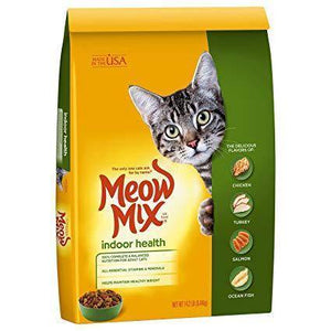 Meow Mix Indoor Health Formula Cat Food available at allaboutpets.pk in pakistan.