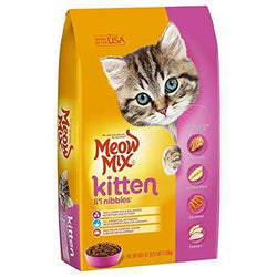 Meow Mix Kitten Lil Nibbles available at allaboutpets.pk in pakistan.