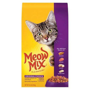 Meow Mix Original Choice Cat Food available at allaboutpets.pk in pakistan.