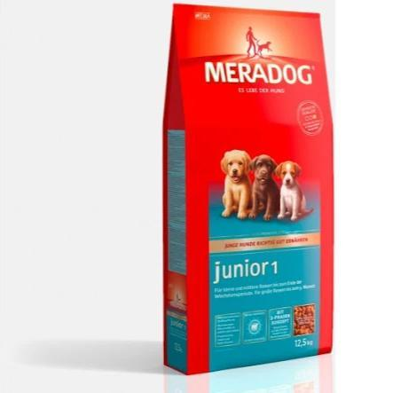 Mera Dog Junior 1 Dog Food available online at allaboutpets.pk in pakistan.