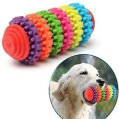 Pet Rubber Chew Toy For Dogs