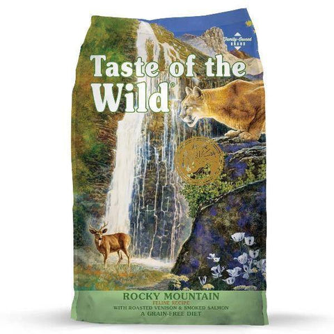 Image of Rocky Mountain Cat Formula Taste of The Wild 2.05kg, dry cat food available at allaboutpets.pk in pakistan.