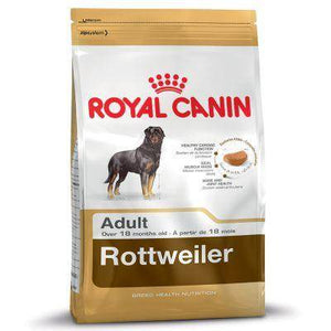 Royal Canin Rottweiler Adult Dry Dog Food available at allaboutpets.pk in pakistan.