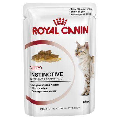 Royal Canin Cat Jelly Instinctive Adult cat wet food available at allaboutpets.pk in pakistan.