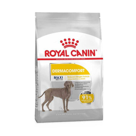 Image of  PetsOne.pk Royal Canin Maxi Dermacomfort 10 KG available in Pakistan at allaboutpets.pk