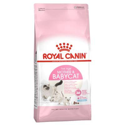 Royal Canin Mother & Baby dry Cat Food available at allaboutpets.pk in pakistan.