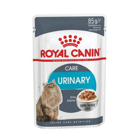 Royal Canin Cat Jelly Urinary S/O available online in pakistan at allaboutpets.pk