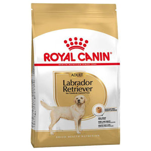 Royal Canin Labrador Retriever Adult dry dog food available in Pakistan at allaboutpets.pk