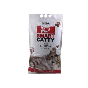 Remu Smart Catty Clumping Cat Litter - 7.5 KG