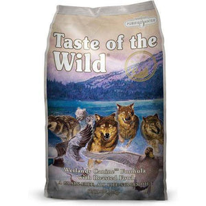 Taste of The Wild  Adult Dog  Wetlands Canine Recipe available at allaboutpets.pk in pakistan.
