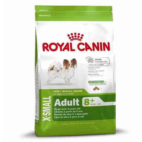 Royal Canin X-Small Adult Dry Dog Food available at allaboutpets.pk in pakistan.