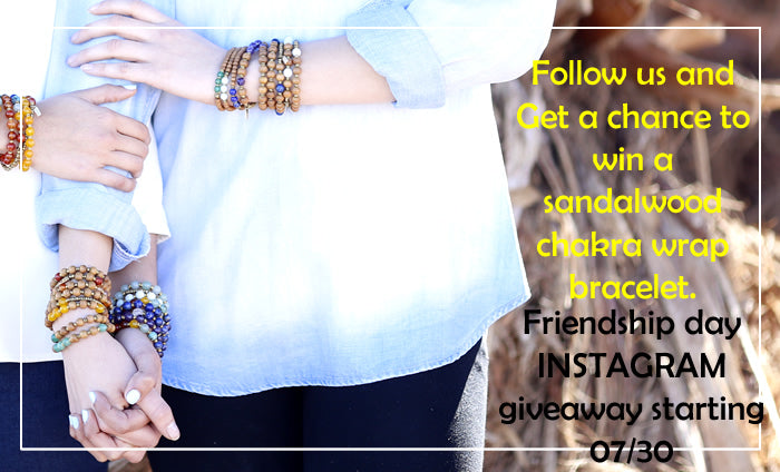 friendship day instagram giveaway and our top friendship quote
