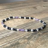 Anklets - Crown Chakra Oil Diffusing Anklet