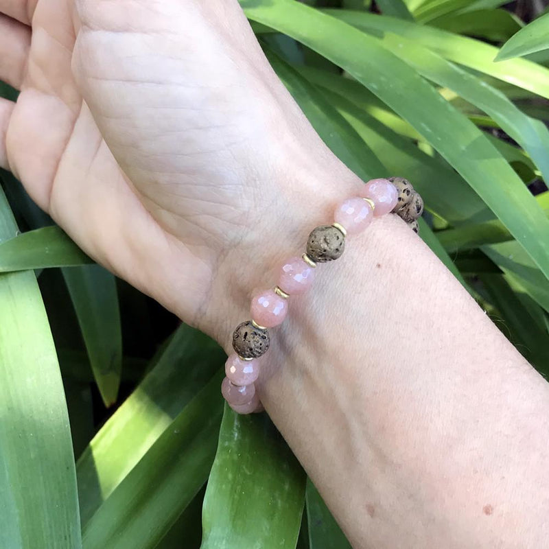Bracelets - Sunstone Essential Oil Bracelet