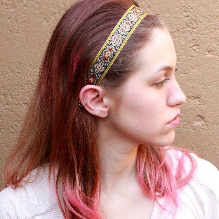 Headbands - Boho Chic Baroque Headband