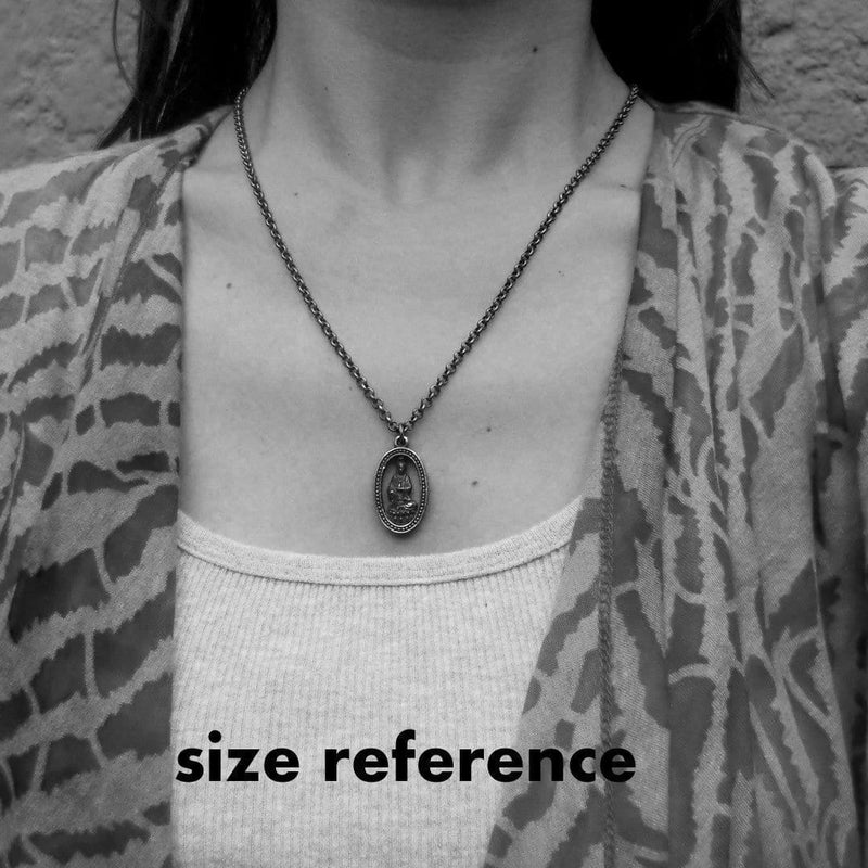 "Necklaces - ""Abundance"" Elephant Pendant Chain Necklace"