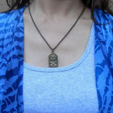 Necklaces - Shiva Pendant Chain Necklace