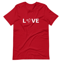 Load image into Gallery viewer, LOVE Chickens T-Shirt