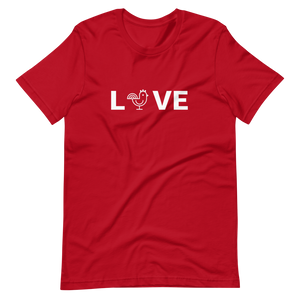 LOVE Chickens T-Shirt