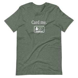 CARD ME Library card T-Shirt