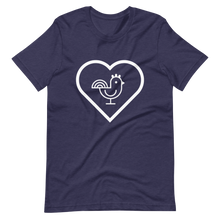 Load image into Gallery viewer, Chickens in my Heart T-Shirt
