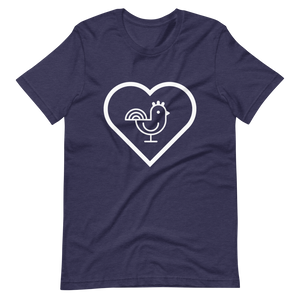 Chickens in my Heart T-Shirt