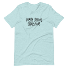 Load image into Gallery viewer, Public Library Enthusiast T-shirt